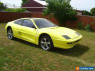 FERRARI  F 355 TRIBUTE FULL ADR GREEN TAGS COMPLIANCED CAN REGO IN  ANY STATE