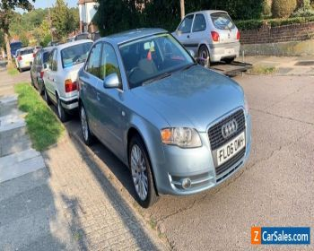 Audi A4 2006 4 Door Good Runner for Sale