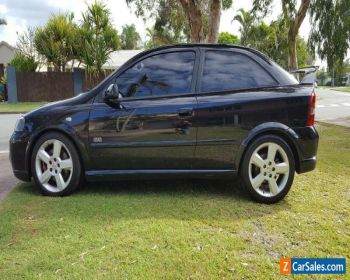 Holden Astra (Opel) 2004 SRI Turbo Coupe 5 speed Manual for Sale