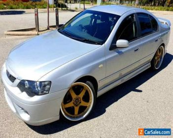 Ford FALCON BF XR6 Turbo - LOW RESERVE for Sale