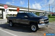 2018 Chevrolet Silverado 1500 4x2 Work Truck 4dr Double Cab 6.5 ft. SB