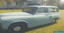 1956 Hillman Husky MK1
