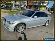 2009 BMW 320i E90 MY09 Executive Silver Automatic 6sp A Sedan