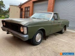 1970 Ford Falcon XW Ute Factory PMG Red suit XR XT XY GS GT Manual