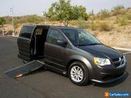 2016 Dodge Grand Caravan SXT Wheelchair Handicap Mobility Van