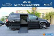 2017 Dodge Grand Caravan SXT VMI Apex Wheelchair Conversion