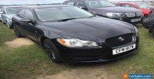 09 JAGUAR XF 3.0 D V6 LUXURY -  NOTE THE LATER 3LT  SATNAV, 9 SERVICES, LOVELY