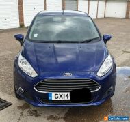 Ford Fiesta Titanium 1.0 Ecoboost with Full Leather Heated seats, FSH, Low Miles