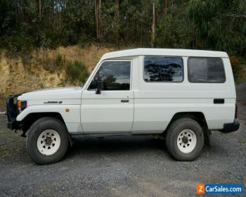 Toyota Landcruiser Troop Carrier (Troopy) for Sale