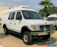 2000 Ford E-Series Van Quigley 4x4