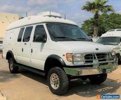 2000 Ford E-Series Van Quigley 4x4