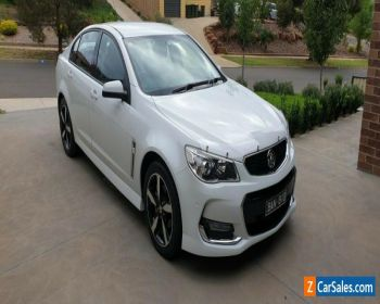 Holden 2017 VFII Commodore SV6 for Sale