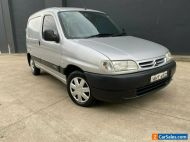 1999 Citroen Berlingo Van 3dr Man 5sp 800kg 1.4i Manual M Van