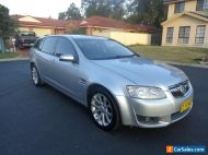 2010 Holden Commodore Berlina International VEII 3.0L V6 EFI Auto Wagon Low Kms