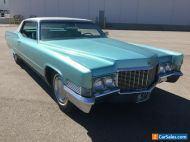 Cadillac: DeVille Coupe Deville
