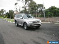 2004 TOYOTA LANDCRUISER 100 SERIES GXL V8 AUTO 4X4 WAGON
