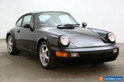 1991 Porsche 964 Coupe