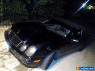 2003 Mercedes-Benz CLK320 320