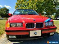 1985 BMW 3-Series 318i Convertible