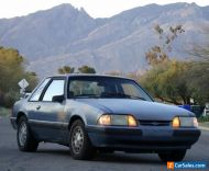 1988 Ford Mustang Notchback Coupe