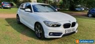 Bmw 116d Hatchback photo 3