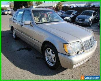 1998 Mercedes-Benz S-Class S 420 for Sale