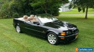 2001 BMW 3-Series 325Ci Low Miles