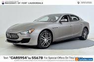 2020 Maserati Ghibli S Certified