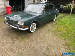 Triumph 2000 not Holden, Ford,Toyota