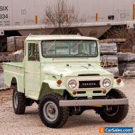 1966 Toyota Land Cruiser Land Cruiser FJ45 4x4 Pickup