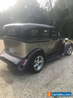 1933 Plymouth 4 door sedan street rod