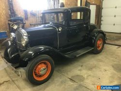 Ford: Model A COUPE