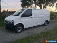 2014 volkswagon transporter LWB van 2.0 litre turbo diesel 5 speed manual.