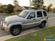 Jeep Cherokee 2002 Limited 4x4 KJ 3.7L