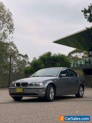 BMW 320i 2004 E46 series