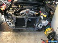 2009 Subaru Forester 2.5 XS Premium. Manual. Salvage repairable