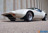 1973 De Tomaso Pantera Pantera Coupe