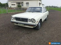 Toyota Cressida MX32 unrestored original