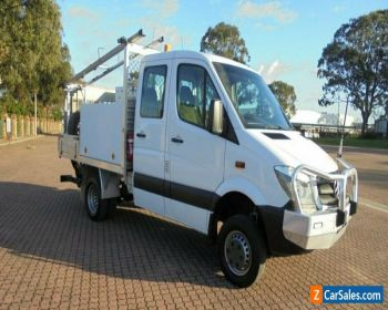 2016 Mercedes-Benz Sprinter 906 MY14 516CDI MWB White Automatic 7sp A for Sale