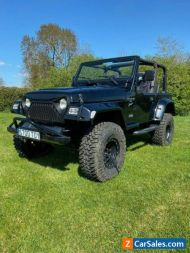Jeep Wrangler px classic / single seater racecar