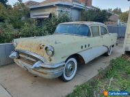55 Buick Special Sedan original rh drive 322 V8. May suit Chev ford Pontiac buye