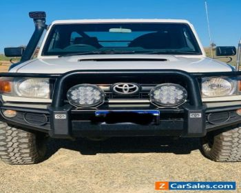 Toyota Landcruiser 2010 VDJ79 Series Workmate Ute for Sale