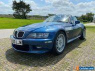 BMW Z3 2.8 WIDEBODY BLUE 2000 MANUAL