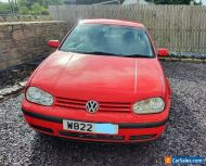 Volkswagen Golf TDi MK4 W reg SORRY NOW SOLD subject to collection