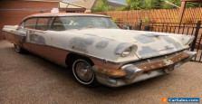 1956 Mercury Montclair Phaeton NOT 55 56 57 Chevrolet