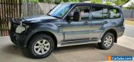 2009 Mitsubishi Pajero 7 seat GLS LWB Automatic Turbo Common Rail SUV