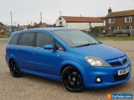 2006 Vauxhall zafira vxr 94k mileage part exchange welcome