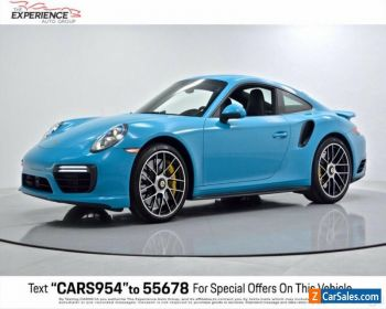 2019 Porsche 911 Turbo S for Sale