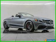 2017 Mercedes-Benz C-Class C 63 S AMG®