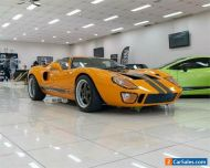 2007 Ford GT40 Orange Manual M Coupe